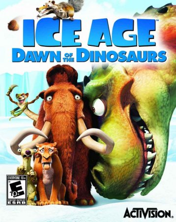"Игра ""Ледниковый период 3: Эра динозавров"" (Ice Age: Dawn of the Dinosaurs) 2009  для Windows"